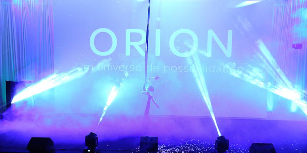 Lançamento Orion