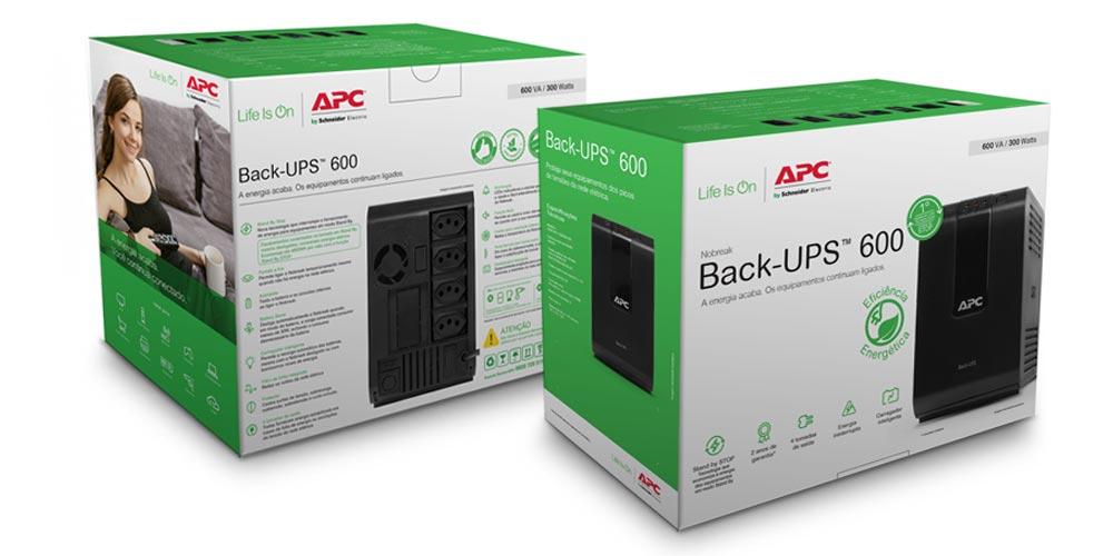 Embalagens APC by Schneider