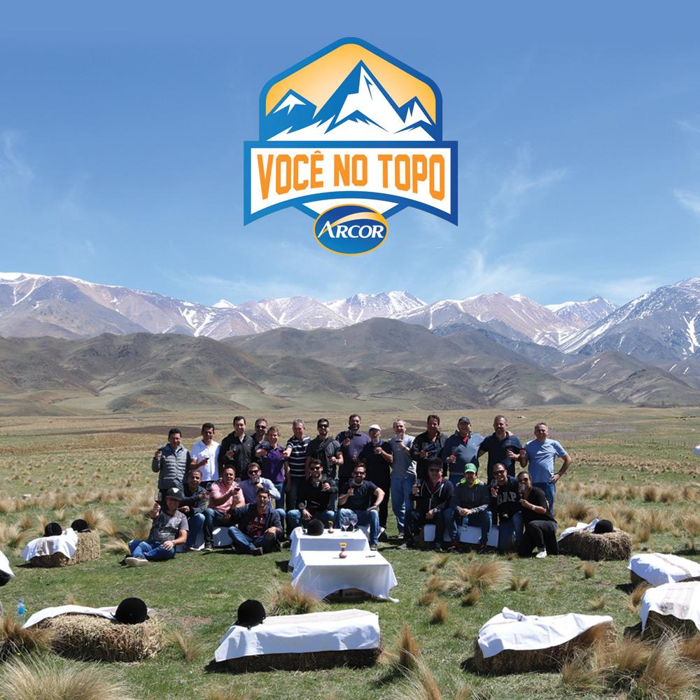 Você no Topo – Mendoza, Argentina